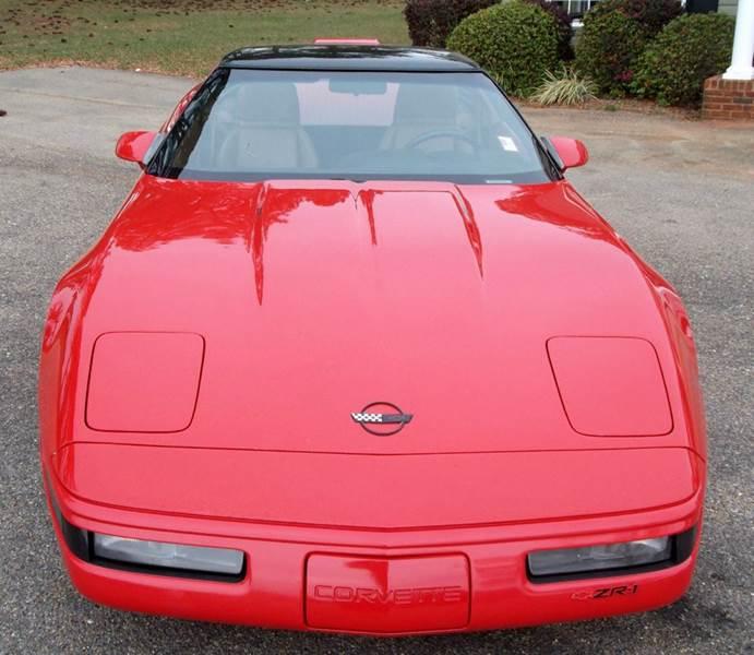 1991 Chevrolet Corvette ZR1 2dr Hatchback - Enterprise AL