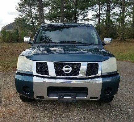 2004 Nissan Titan 4dr King Cab SE Rwd SB - Enterprise AL