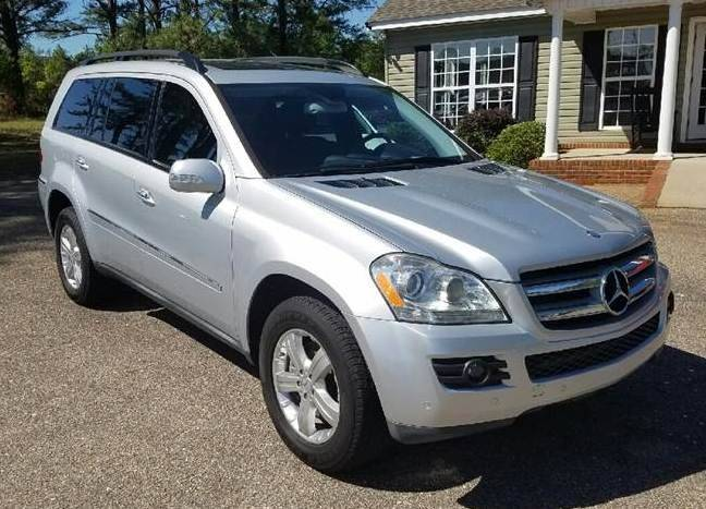 2007 Mercedes-Benz GL-Class AWD GL 450 4MATIC 4dr SUV - Enterprise AL