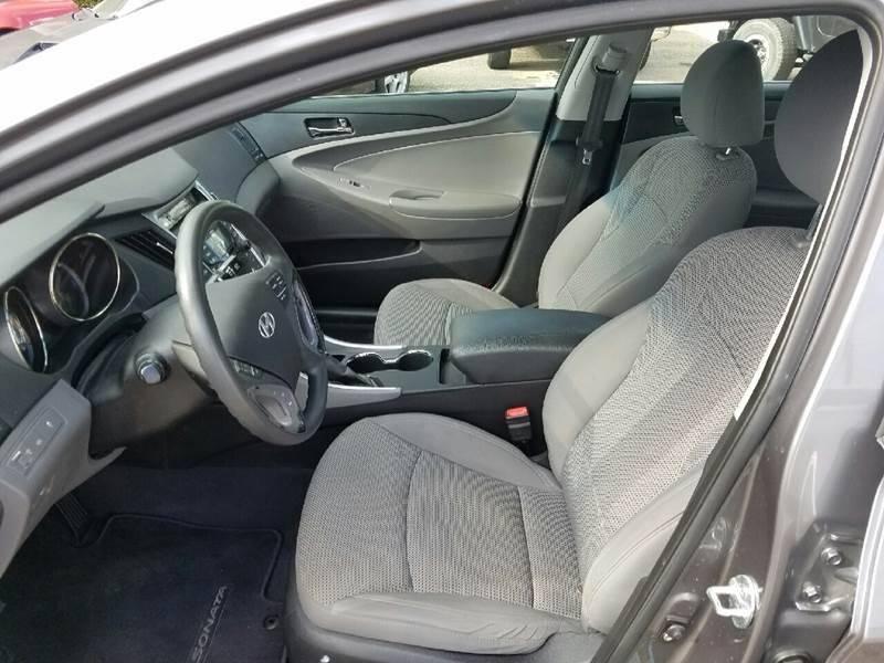 2012 Hyundai Sonata GLS 4dr Sedan - Enterprise AL