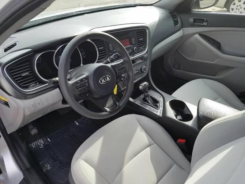 2015 Kia Optima LX 4dr Sedan - Enterprise AL