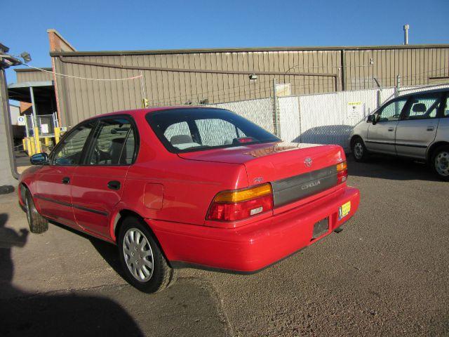 1993 Toyota Corolla DX 4dr Sedan In Denver CO - Tripoli Auto Sale