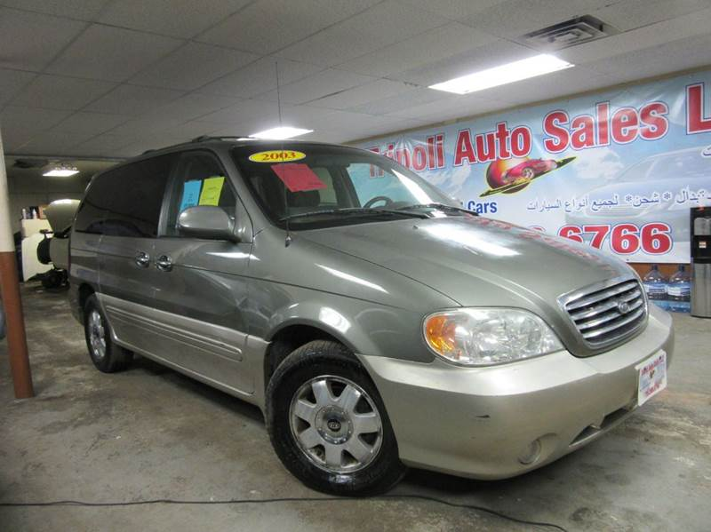 2003 Kia Sedona EX 4dr Mini Van   Denver CO