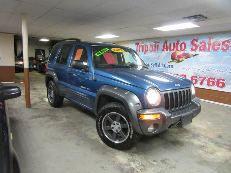 2003 Jeep Liberty Freedom Edition 4WD 4dr SUV   Denver CO