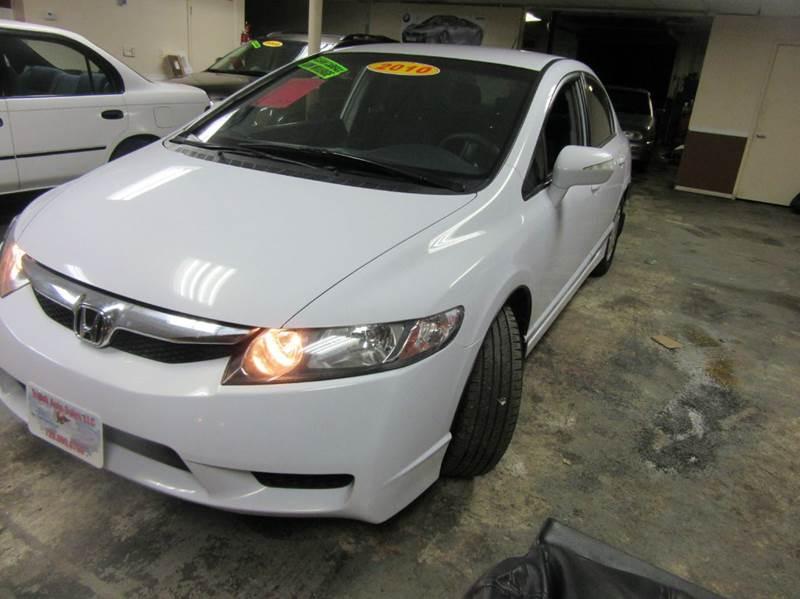 2010 Honda Civic Hybrid W Navi 4dr Sedan W Navi In Denver Co