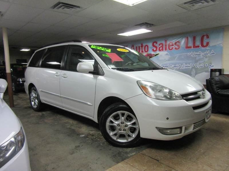 2004 Toyota Sienna XLE Limited 7 Passenger AWD 4dr Mini Van   Denver CO