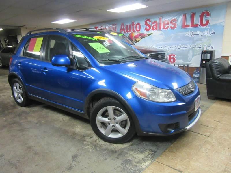 2007 Suzuki Sx4 In Denver CO - Tripoli Auto Sale