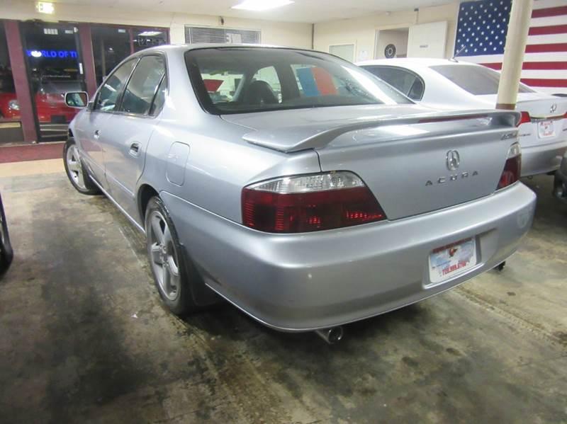 Acura Tl TypeS Dr Sedan In Denver CO Tripoli Auto Sale - 2003 acura tl type s for sale