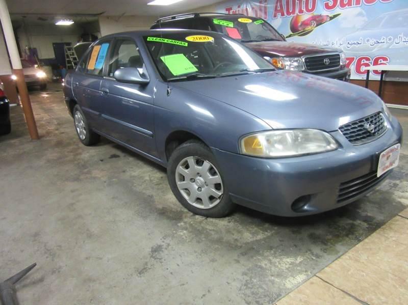 2000 Nissan Sentra GXE 4dr Sedan   Denver CO
