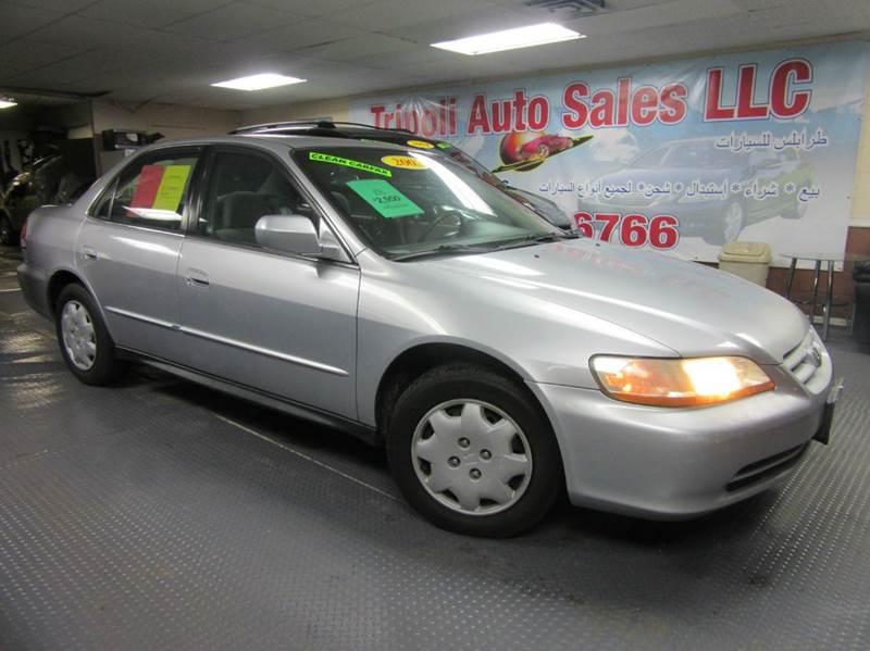 2002 honda accord lx 4dr sedan w abs in denver co tripoli auto sale