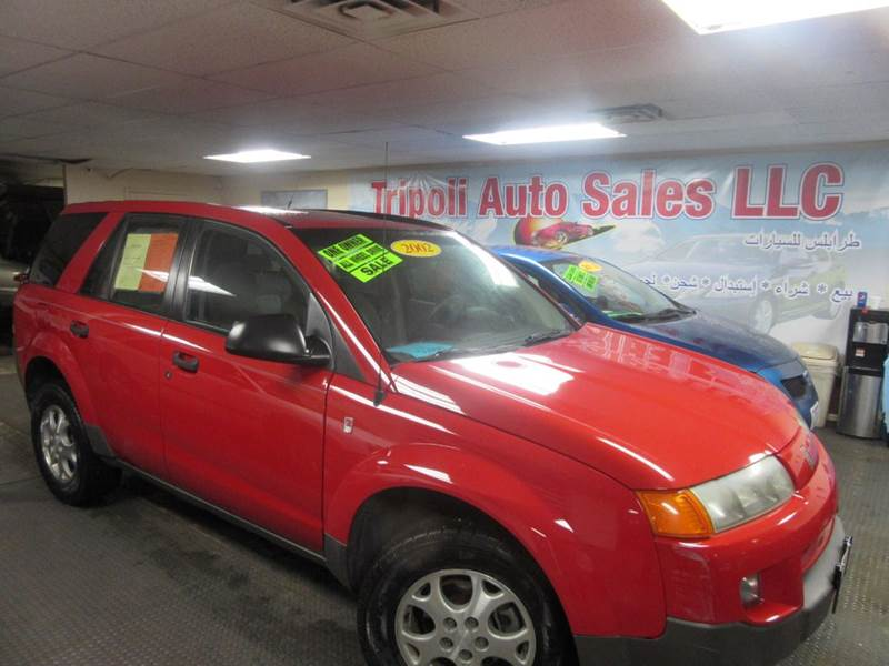 2002 Saturn Vue Base Awd 4dr Suv V6 In Denver Co Tripoli Auto Sale