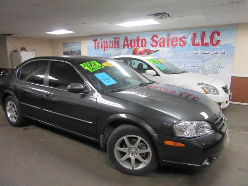 2000 Nissan Maxima Gle 4dr Sedan In Denver Co Tripoli Auto Sale