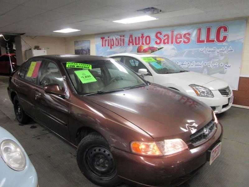 1998 Nissan Altima GXE 4dr Sedan   Denver CO