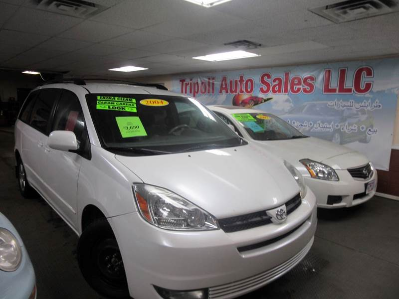 2004 Toyota Sienna XLE Limited 7 Passenger 4dr Mini Van   Denver CO