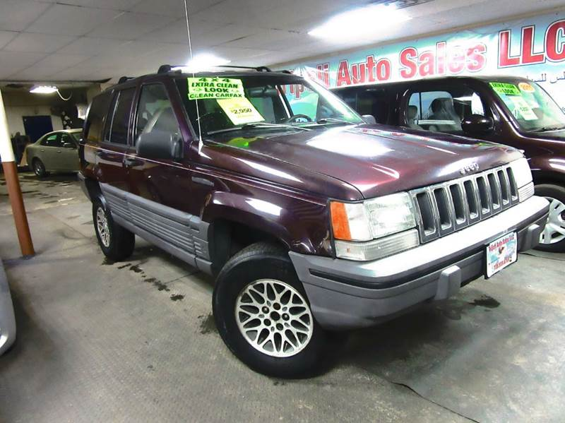 1995 Jeep Grand Cherokee Laredo 4dr 4WD SUV   Denver CO