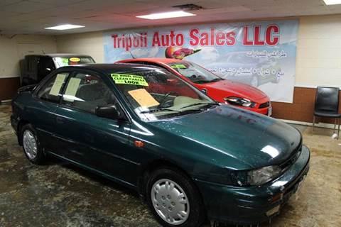 Subaru Used Cars Pickup Trucks For Sale Denver Tripoli Auto