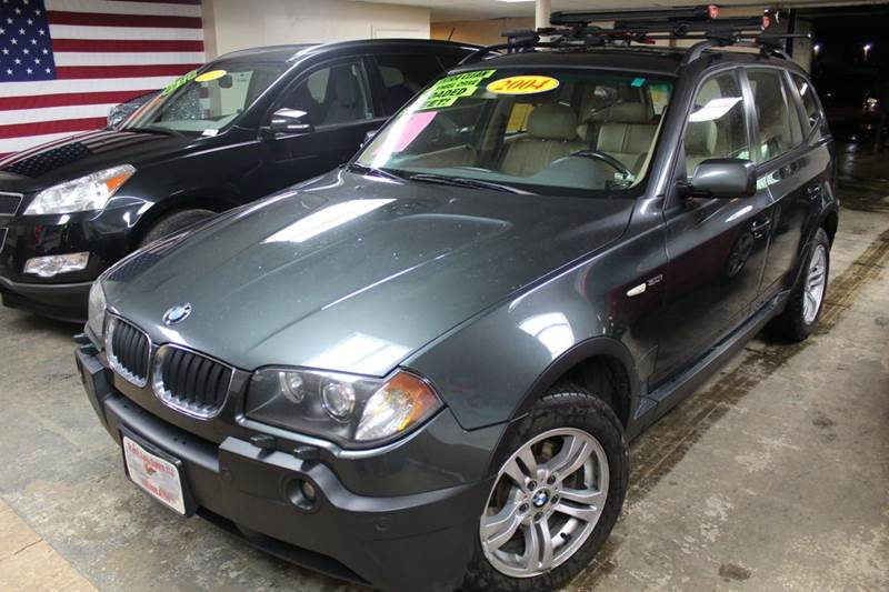 2004 Bmw X3 3.0i AWD 4dr SUV In Denver CO - Tripoli Auto Sale