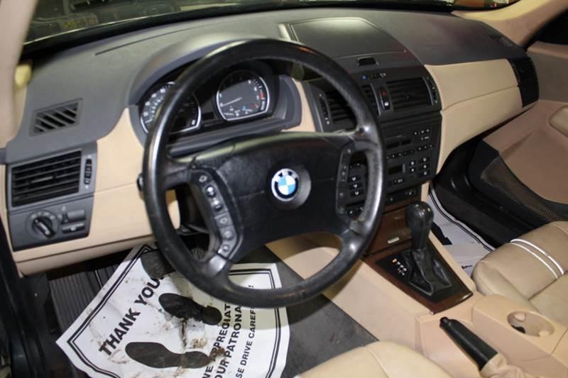 2004 Bmw X3 3.0i AWD 4dr SUV In Denver CO - Tripoli Auto Sale