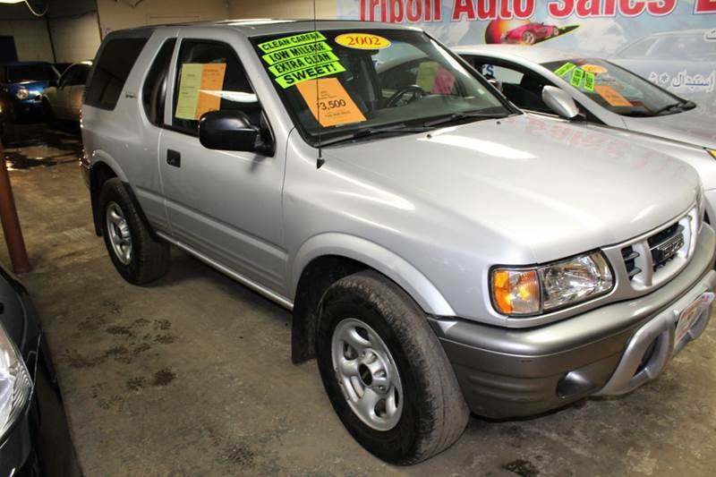 2002 Isuzu Rodeo Sport S Hard Top 2WD 2dr SUV In Denver CO - Tripoli
