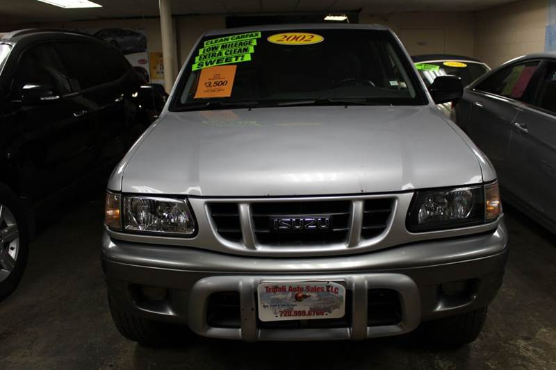 2002 Isuzu Rodeo Sport S Hard Top 2WD 2dr SUV In Denver CO - Tripoli