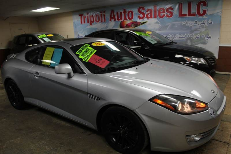 2007 Hyundai Tiburon GS 2dr Hatchback   Denver CO