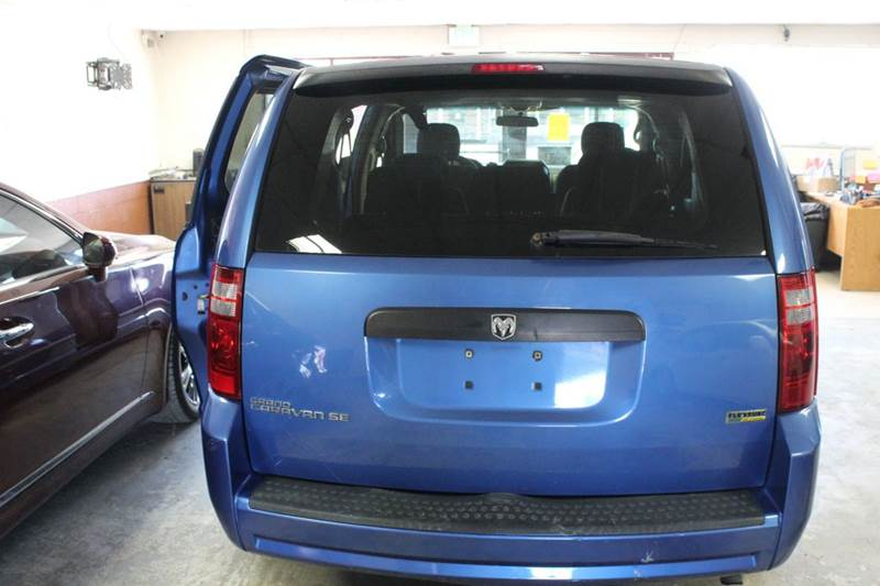 2008 Dodge Grand Caravan Se 4dr Extended Mini Van In Denver Co