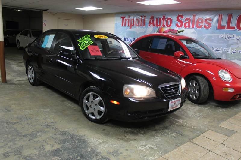 2006 Hyundai Elantra GLS 4dr Sedan   Denver CO