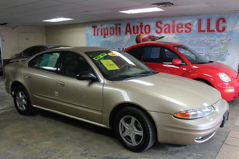 2003 Oldsmobile Alero Gl1 4dr Sedan In Denver Co Tripoli Auto Sale