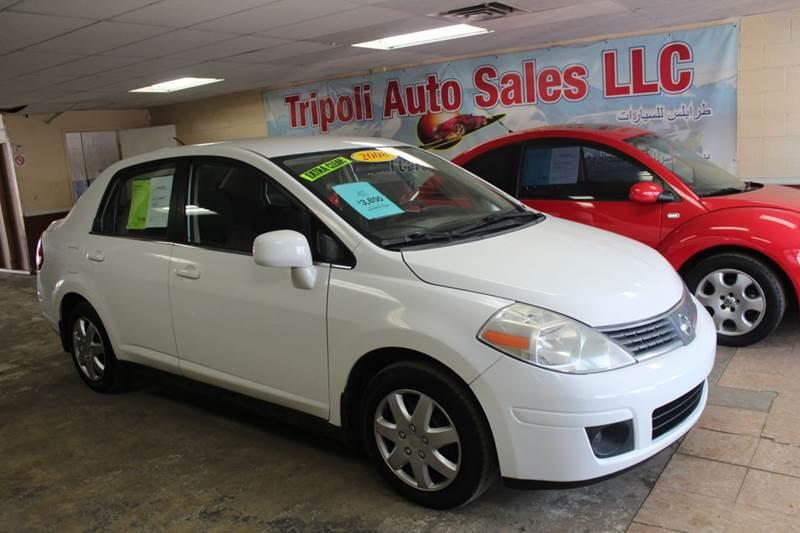 2008 Nissan Versa 18 S 4dr Sedan 4a In Denver Co Tripoli Auto Sale