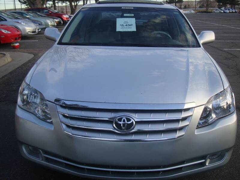 2005 Toyota Avalon Limited 4dr Sedan   Denver CO