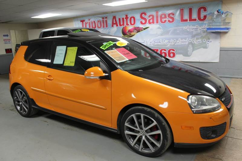 2007 Volkswagen Gti Fahrenheit 2dr Hatchback In Denver CO - Tripoli ...