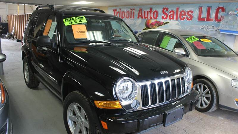 2007 Jeep Liberty Limited 4dr SUV 4WD   Denver CO