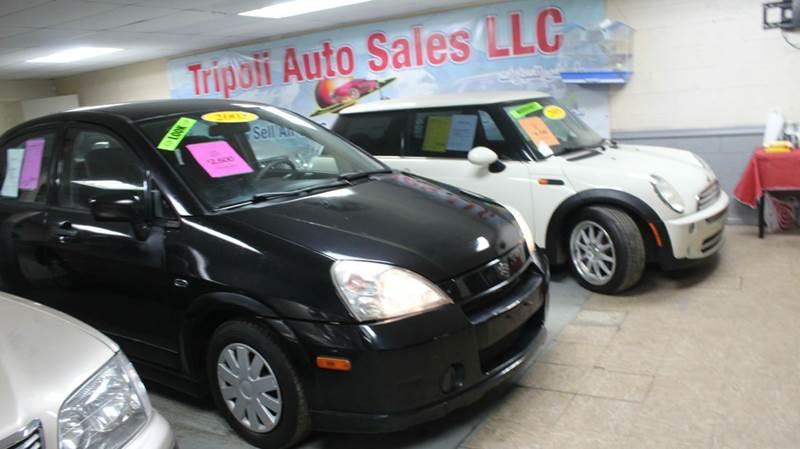 2003 Suzuki Aerio S 4dr Sedan In Denver Co Tripoli Auto Sale