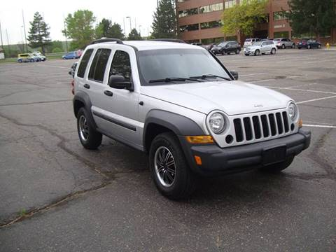 2007 Jeep Liberty for sale in Denver, CO