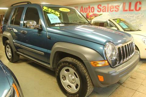 2006 Jeep Liberty for sale in Denver, CO
