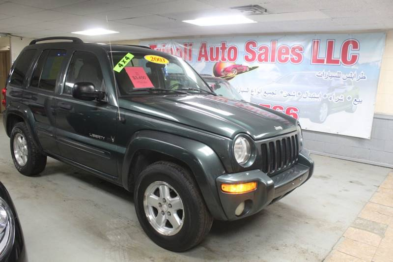 2003 Jeep Liberty Limited 4WD 4dr SUV   Denver CO