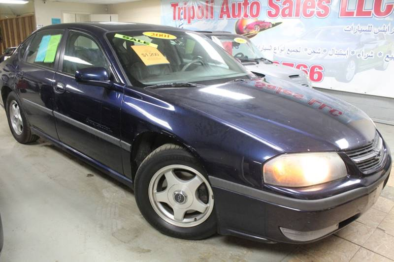 2001 chevrolet impala ls 4dr sedan in denver co tripoli auto sale 1988 Chevrolet Impala 2001 chevrolet impala ls 4dr sedan denver co