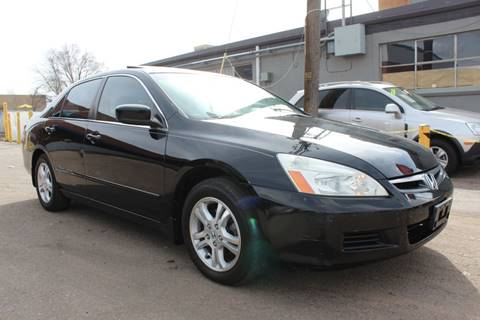 2007 Honda Accord for sale in Denver, CO