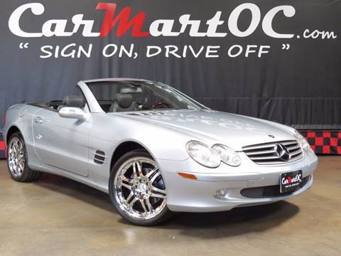 2006 Mercedes-Benz SL-Class for sale in Orange County, Costa Mesa, CA