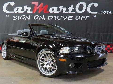 2002 BMW M3 for sale in Orange County, Costa Mesa, CA