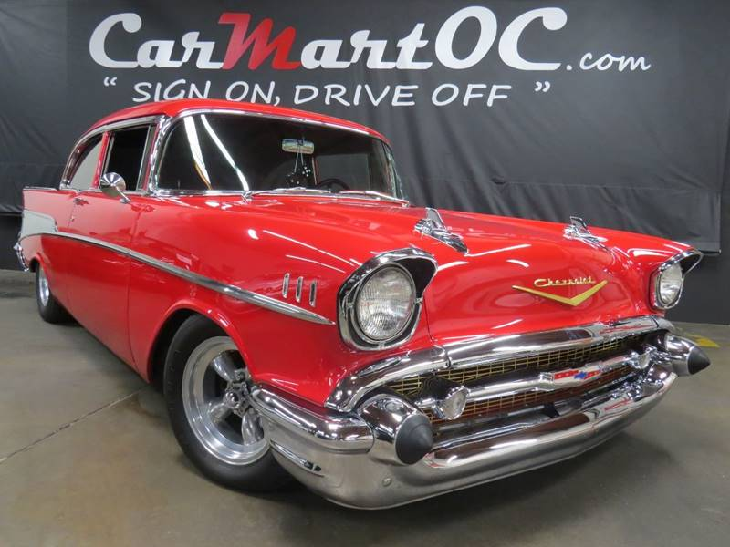 1957 Chevrolet Bel Air COUPE In Orange County Costa Mesa CA ...