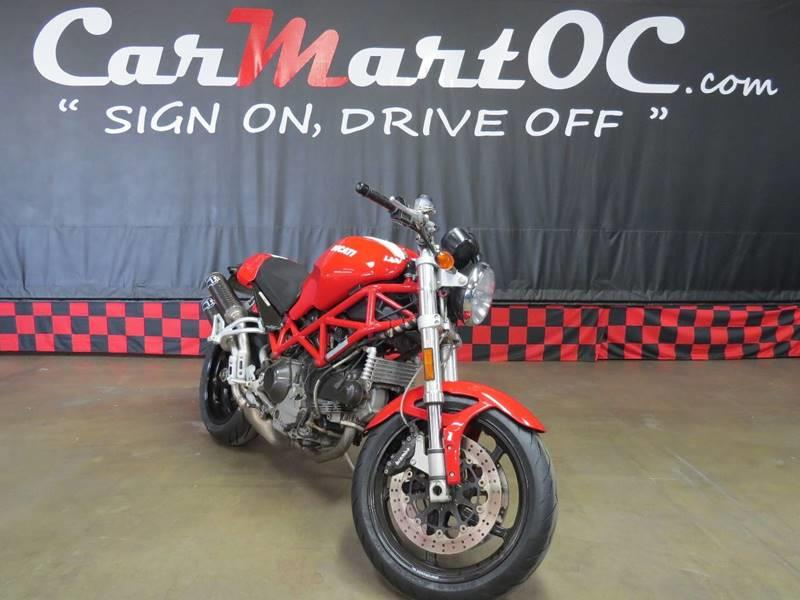 2008 Ducati Monster S2r 1000 In Costa Mesa Ca Carmart