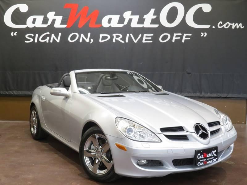 2007 Mercedes Benz SLK SLK 280 2dr Convertible   Orange County, Costa Mesa  CA