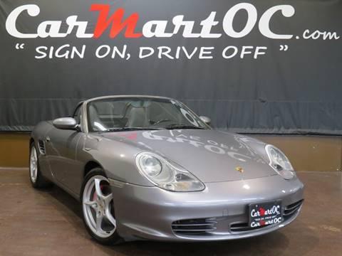 2003 Porsche Boxster for sale in Costa Mesa, CA
