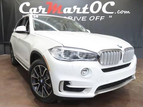 2014 BMW X5 xDrive35d for sale at CarMart OC in Costa Mesa, Orange County CA