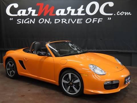 2008 Porsche Boxster for sale in Costa Mesa, CA