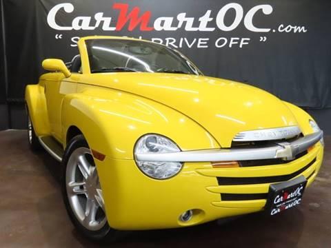 2004 Chevrolet SSR for sale in Costa Mesa, CA