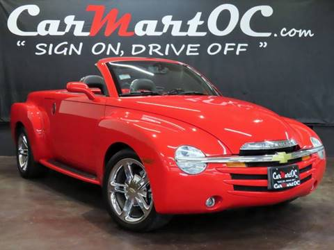 2006 Chevrolet SSR for sale in Costa Mesa, CA