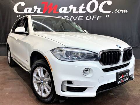2015 BMW X5 sDrive35i for sale at CarMart OC in Costa Mesa, Orange County CA