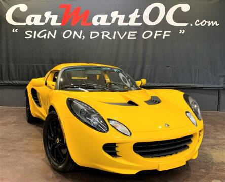 2005 Lotus Elise for sale at CarMart OC in Costa Mesa, Orange County CA